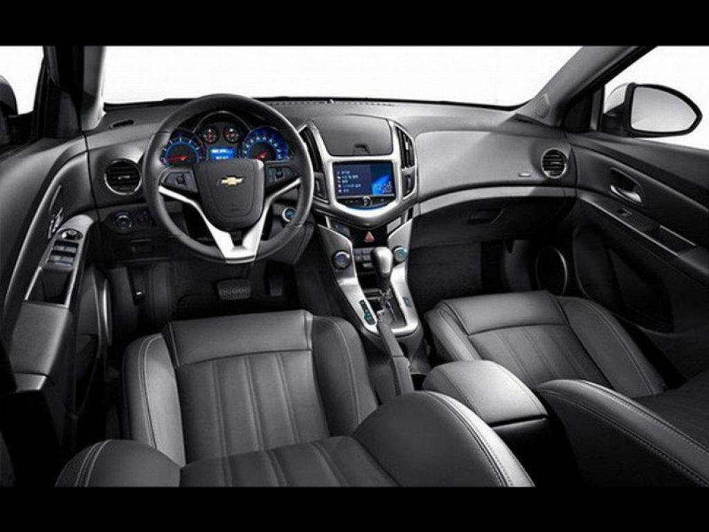 Фото салона Chevrolet Cruze …